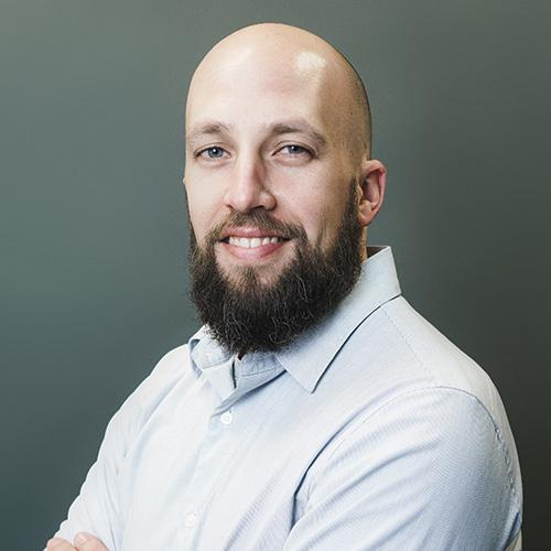 Tony Yost headshot NYPI Team
