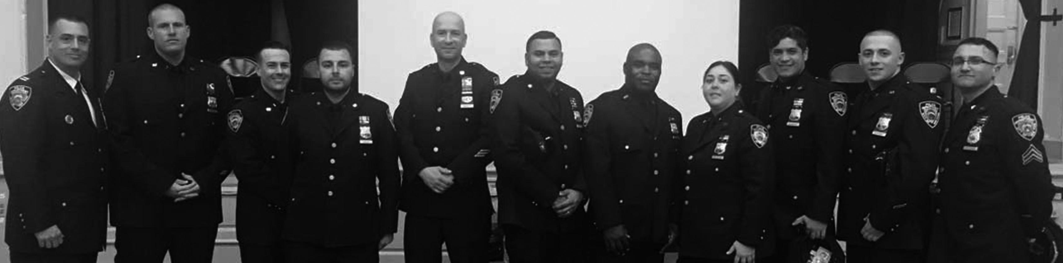 Police Training - New York Peace Institute
